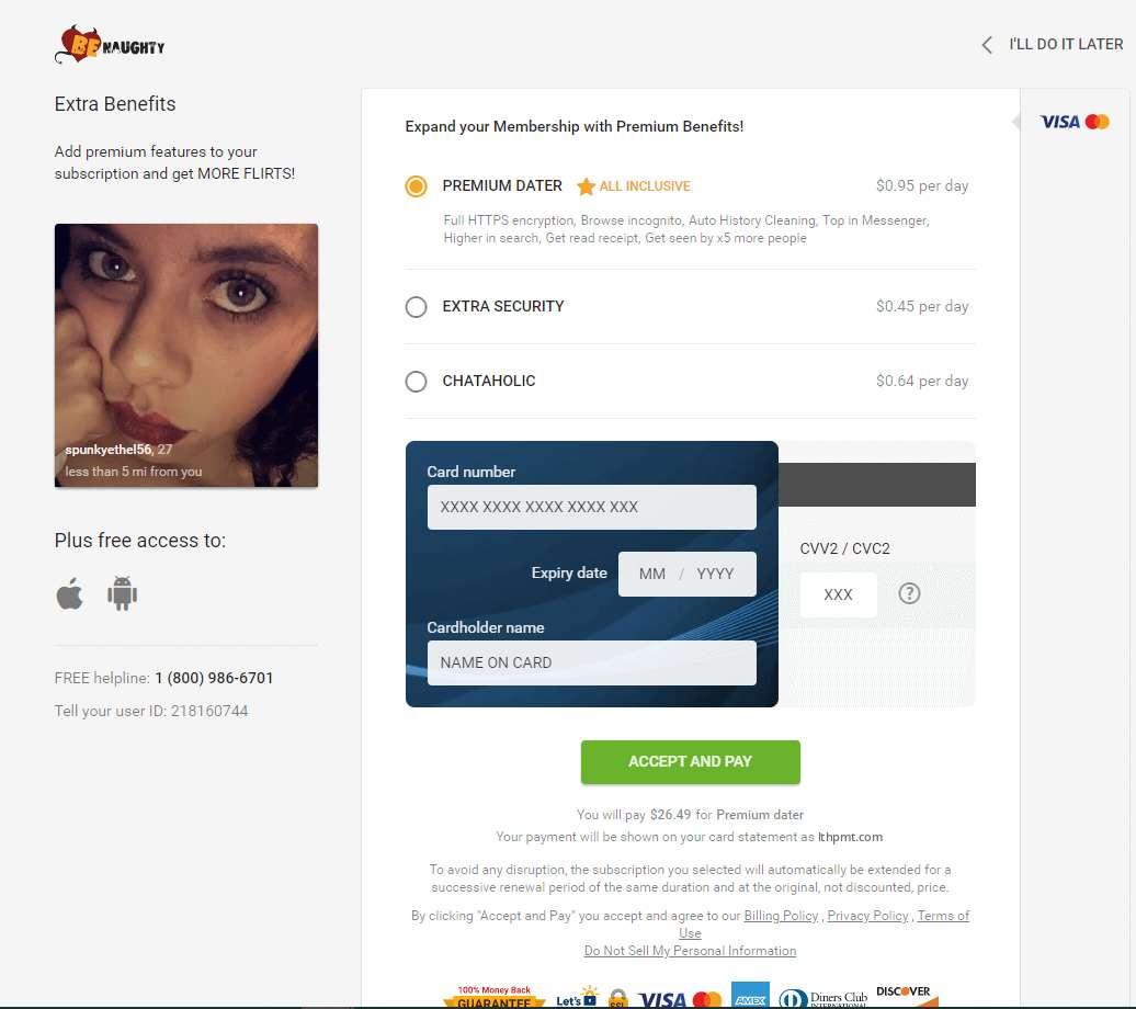 Sign com in benaughty www Benaughty Dating